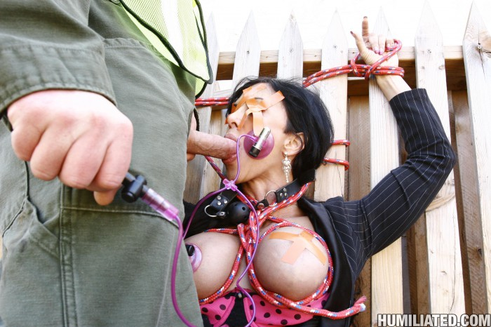 Jewels Jade Fetish Blow Job